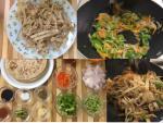 Leftover Chapati Noodles