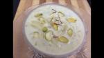 Shakarkand ki kheer – Sweet Potato Kheer
